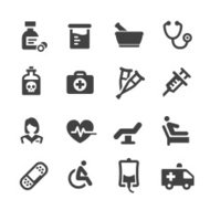 Medical Icons - Acme Series