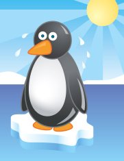 Hot Penguin