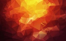 Abstract polygonal background, Abstract color wallpaper
