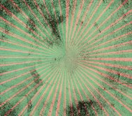 green sunburst  abstract grunge background