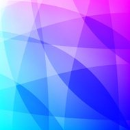 Multicolored Curves Abstract Background