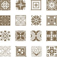 Design Elements - Ornate Tiles