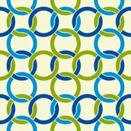 Vector colorful geometric background, ornament abstract seamless
