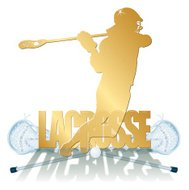 Lacrosse Background Graphic