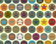 seamless abstract military style pattern