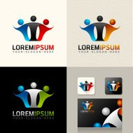 Logo and web Icon vector identity symbol.