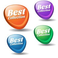 Best Collection Colorful Vector Icon Design