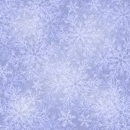 Color Winter Snowflake Abstract Background. Vector