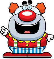 Cartoon Clown Idea