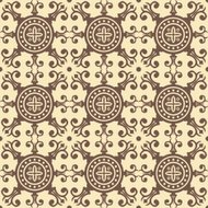 Seamless background pattern