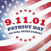 9-11-2001 patriot day
