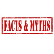 Facts & Myths-stamp
