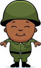 Army Soldier Boy