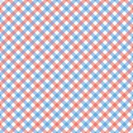 Red and blue plaid pattern1