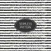 Pencil stripes. Scribble lines seamless patterns. Abstract hand drawn strokes.