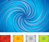 vector abstract multicolor background