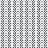 Seamless texture of knitted loops in gray shades.