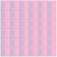 Square abstact graphic pattern background