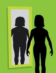 Body Image Issue - dysmorphic disorder