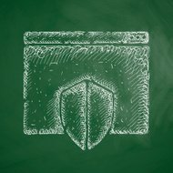 internet security guard icon