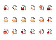 Document and file format icons | alto series