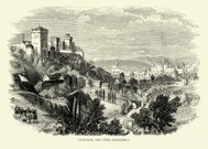 Spanish Pictures - Granada and the Alhambra