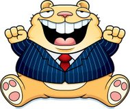 Cartoon Fat Hamster Suit
