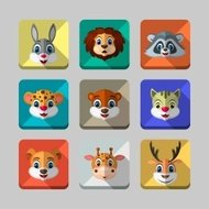 Animals icons 2
