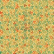 Abstract seamless background of hexagons