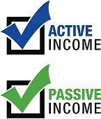 ACTIVE AND PASSIVE INCOMES