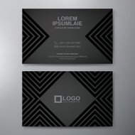 Moderno Business card Design Template
