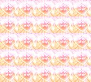 hearts tiled background