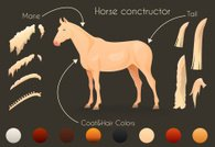 Create your own horse design withconstructor