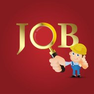 People Set - Business - Job search. worker