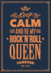 Rock Queen Typography