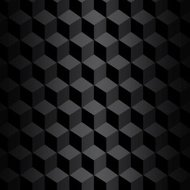black triangles background with dark and bright parts