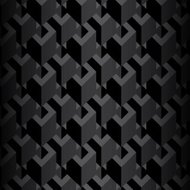 black triangles background with dark and bright parts,