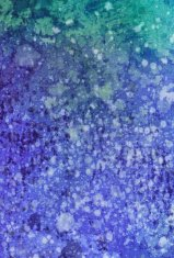 Hand painted ink background with speckled texture
