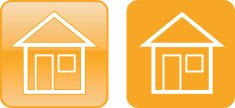 Home Icon vector icons