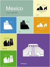 Icons of Mexico