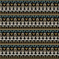 Greek borders seamless pattern