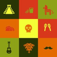 Mexico Icons Pack