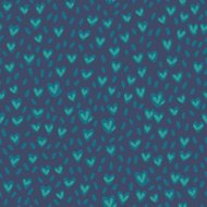 Seamless grassy pattern. Hand drawn texture