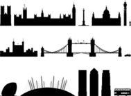Incredibly Detailed London Buildings