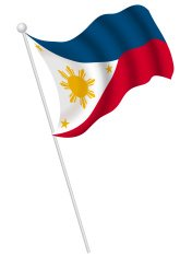 Philippines? Flag country