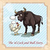 The ol cock and bull story