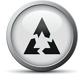 Chevron Chart icon on a silver button.