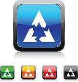 Chevron Chart icon on color buttons.