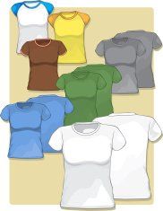 Womens Short Sleeve T-Shirts