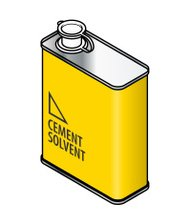 Tin of Solvent